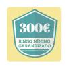 Promoción 3 bingos de al menos 300€ cada noche en bingo 90
