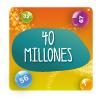 40 millones repartidos en tombola
