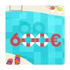 600€ al día en bingo Lite. ¡Sumérgete en la piscina de premios!