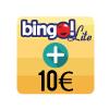 Premios de bingo extra en bingo Lite