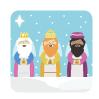 Los Reyes Magos dan la campanada en tombola